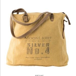 NWT - Clea Ray Moonlight Tote Bag